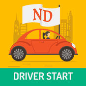 North Dakota Driver Start - practice for the North Dakota DMV knowledge test and Driver License Exam practice management journal