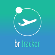 BR Tracker Free - Live Flight Tracking & Status free live mobile tracker