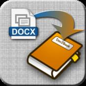 Doc2Book - Convert Microsoft office word document (.doc,.docx) to iBook epub book epub electronic book