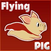 Flying Piggy - Fly in the Sky