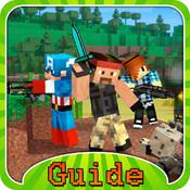 Guide for Pixel Gun 3D - Block World, Survival Shooter Tips, Multiplayer Walkthrough, Skins Maker Guide pixel people