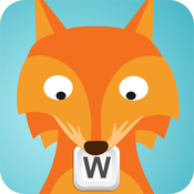 Word for Word - Battle the Fox by finding the best words in this strategy word game.