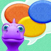 Colors with Dally Dino - Preschool Kids Learn Colors with A Fun Dinosaur Friend