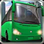 3D Bus Driving Simulator - Real Life Parking Test Run Sim Racing Game