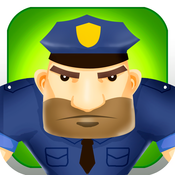 Angry Cops Street Runner Pro - Top Fun Game for Teens Kids and Adults