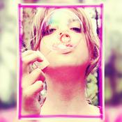 Blur Effect Photo Frame - Magic Photo Editor and Pic Frame Stitch for Instagram FREE program photo frame studio