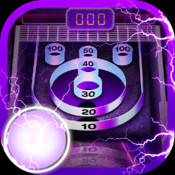 Electric Arcade Bowl PRO - Skee Ball Style Arcade Bowling Skill Challenge