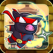 A Ninja Piggies: Warrior Temple Defense super football clash 2 temple