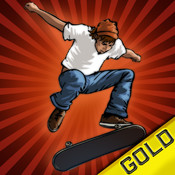 Skate Subway Stunts : The wild rail ride race - Free Edition