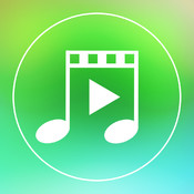Video Background Music Square PRO - Create Your Insta Videos Music by Add and Merge Video and Song or Multiple Musics Together Plus Fill Background Color and Share into InstaSize for Instagram