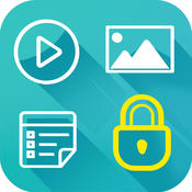 Private Photo Vault - Lock Videos, Notes & Hide Pictures into Secret Folder with Passcode Protected