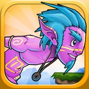 Skyrise Runner - Journey Through The Skylands collect all the crystals