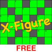 X-Figure Free: Numeric Crosswords