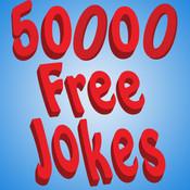 50,000 Free Jokes largest food database