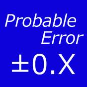 Probable Error 1635 error