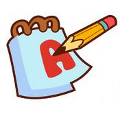 Letter Pop Quiz pop quiz