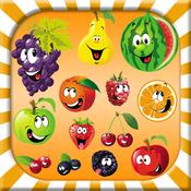 Fruit Kid Puzzle