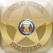Gold Star Holsters tomb raider gun holster