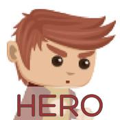 Hero Flappy Runner