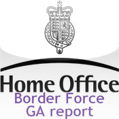 UK Border Force GAR