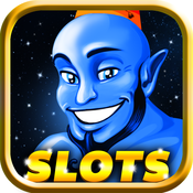 Aladdin Slot Classic 777! Best casino social slots game with blackjack area FREE