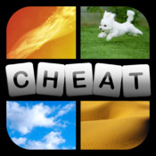 Cheats for 4 Pics 1 Word !