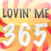 Lovin' Me 365: Affirmations + Quotes Daily