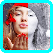 A+ Wipe Effect Free - Sketch Avatar Photo Effects For Pinterest hard drive wipe