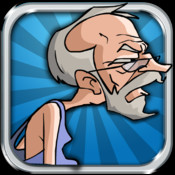 Angry Grandpa Run HD - Full Version