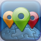 Geo World Places Lite - Fun Geography Quiz With Audio Pronunciation for Kids world with google