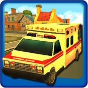Real Ambulance Simulator simulator