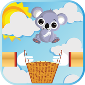 Animal Catch - Baby Learning Fun Animal Names and Sounds