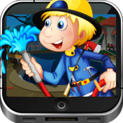 Baby Super Heroes – Fun game to save and rescue the city with professional action heroes
