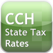 CCH State Tax Rates and Tables 2013
