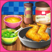 Cooking Game:Fried Chicken