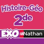 ExoNathan Histoire-Géo 2de: des exercices de révision et d'entraînement pour les élèves du lycée