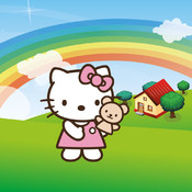 Hello Kitty Journey: Guide Hello Kitty through Puzzle-Land forest
