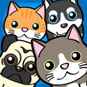 Pet House Garden - Cats & Dogs HD Pro