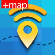 Wifi Map & Offline World Map