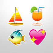 Emoji Emoticons Art – New Smiley Icons, Stickers and Fonts for Texts, Emails & MMS Messages for iOS 7
