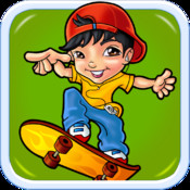 Little Subway Skate Heroes - Rail Surfers Racing Run (by Best Top Free Games) subway surfers