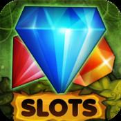 AAA Amazon Jewel Journey Big Win Gold Slots - Fun Slot Machine Games