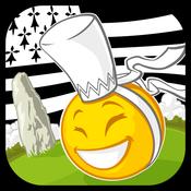 Emojis Breizh - Le clavier des amoureux de la Bretagne