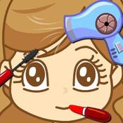 Holiday Bridesmaid Makeover & Bride & Bridegroom & Wedding - for Girl & Boy Game