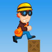 Box Jumper: Flipping Stickman Edition