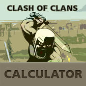 Calculator for Clash of Clans clash of clans