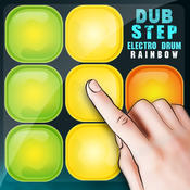 Dubstep Electro Drum Rainbow