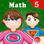 Grade 5 Math - Common Core State Standards Education Game [FULL]