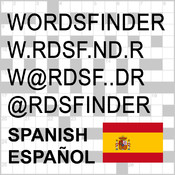 Words Finder Español/Spanish - find the best words for crossword, Wordfeud, Scrabble, cryptogram, anagram and spelling