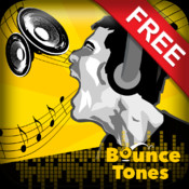 Bounce Tones Free - Personalize your own ringtone tones and alert tone tones and